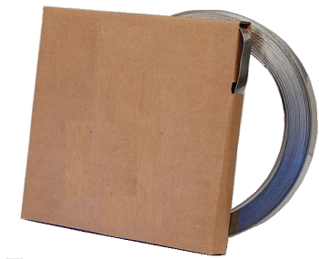 3/4-inch Stainless Steel .020 gauge Strapping