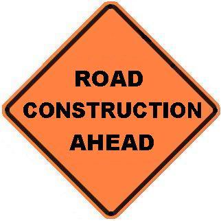 Construction Industry  Highway Work Zones and Signs