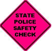 STATE POLICE SAFETY CHECK
