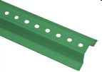 Green U-Channel Delineator Post